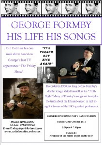 George formby story