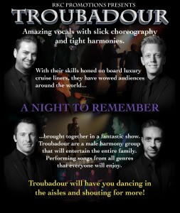 Troubadour Poster - Copy